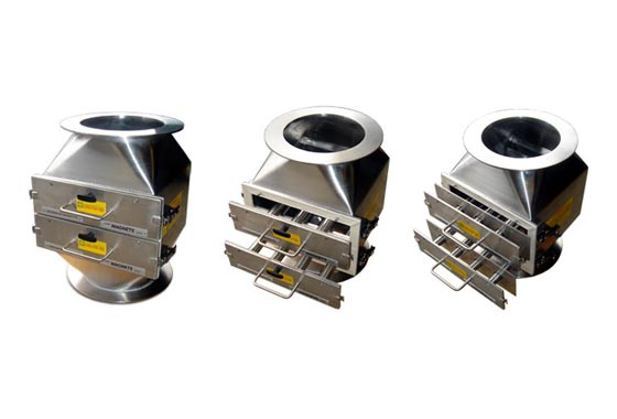 Double Row High Intensity Rare Earth Magnetic