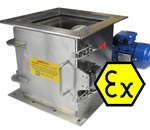 Greenwood Rotary Magnet approved for use in ATEX Zone 21